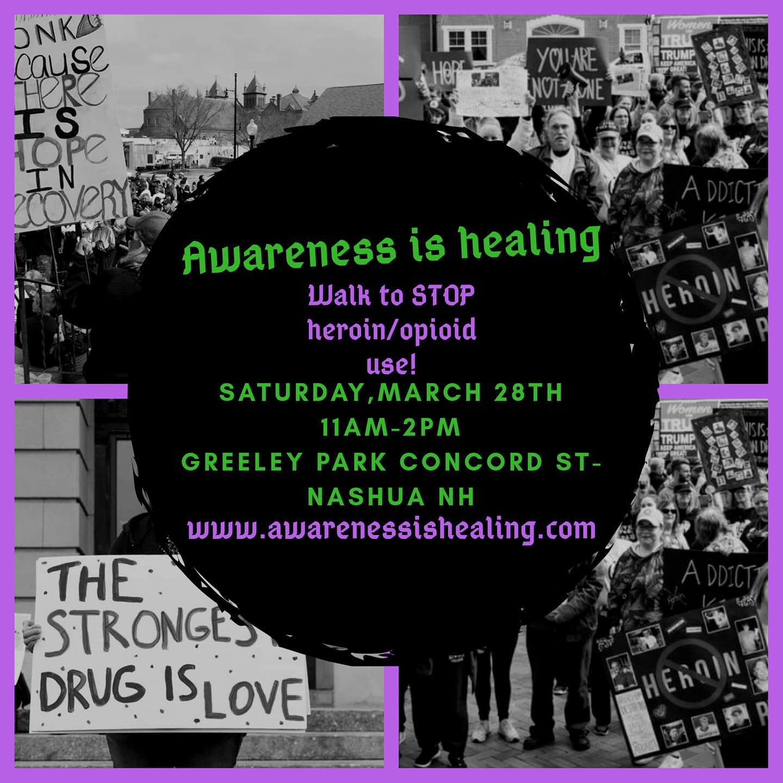 Awareness is Healing