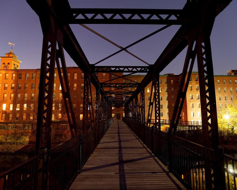 Bridge In Nashua